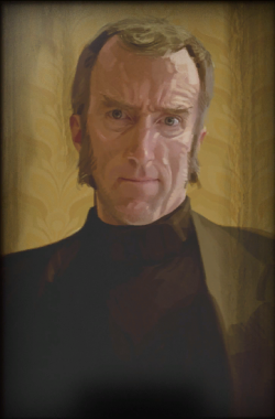 File:Cave Johnson Painting.png
