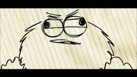 Cox 'n' Crendor Animated - Krummel Monster