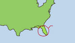 Location of Florida