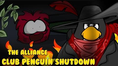 Club Penguin Shutdown Episode 8 - The Alliance