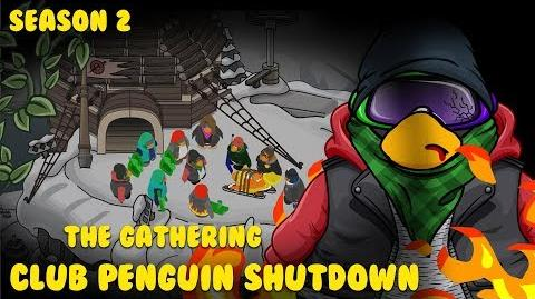 Club Penguin Shutdown S2 Episode 5 - The Gathering