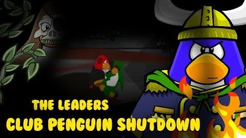 Club Penguin Shutdown Episode 13 - The Leaders