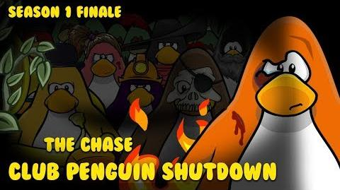 Club Penguin Shutdown Episode 14 - The Chase