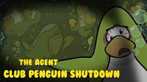Club Penguin Shutdown Episode 6 - The Agent