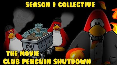 Club Penguin Shutdown - The Movie