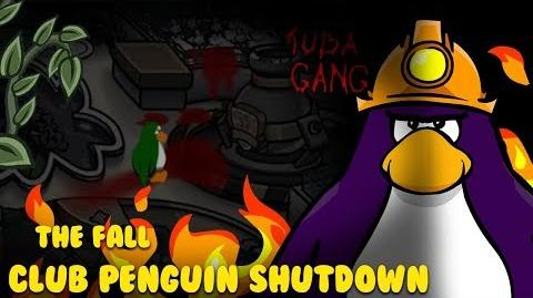 Club Penguin Shutdown Episode 9 - The Fall