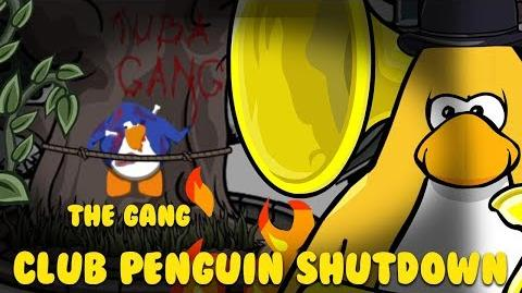 Club Penguin Shutdown Episode 2 - The Gang