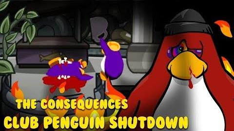 Club Penguin Shutdown Episode 10 - The Consequences