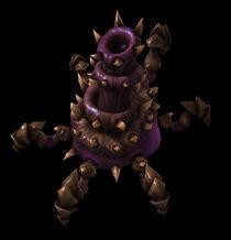 Spore Crawler