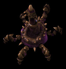 Spine Crawler