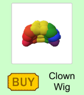 ClownWigCatalog
