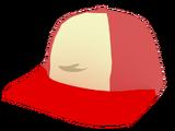 Red Ball Cap