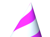 Alpha Party Hat