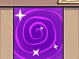 Box Dimension Portal Background