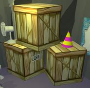 RHQ Crates