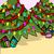 ChristmasTreesBackground