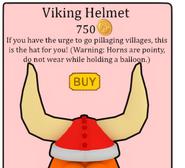 VikingHelmetPenguinStyle