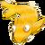GoldenFluffyPinIcon