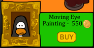 Moving eye painting better igloos