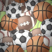 SportsEquipmentBackground