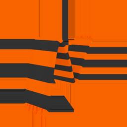 Halloween scarf