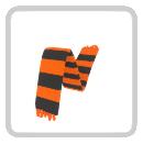 HalloweenScarfIcon
