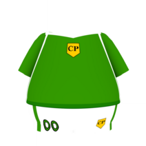 GreenFootballJerseyIcon