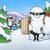 SnowmansBackground