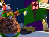 Rookie's Halloween Background
