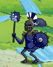 Doom knight (blue)
