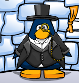 Mayor Penguin