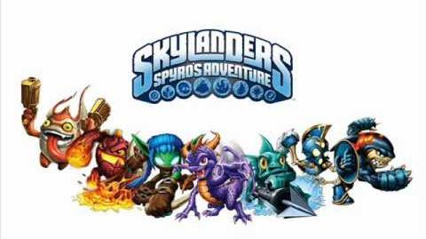 Skylanders - Spyro's Adventure OST Kaos Battle