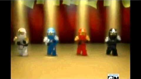 Ninjago Music Video ~ (The Fold - Weekend Whip)
