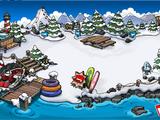 Club Penguin Dock
