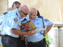 Spoderman Police