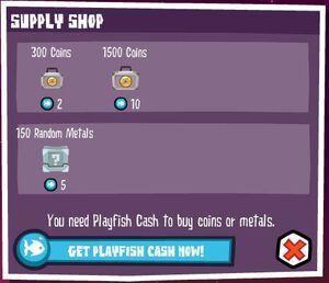 Supply Shop