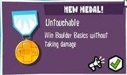 Boulder Basics Untouchable