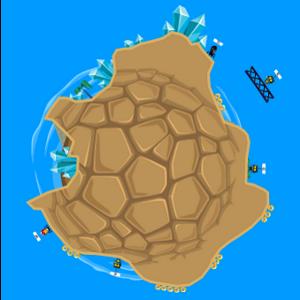 Planet Sandy Dunes