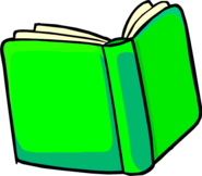Lime Green Book
