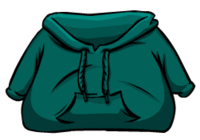 TealHoodie Icon