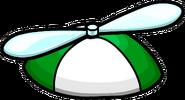 Natural Propelller Cap