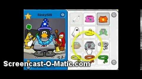 Club Penguin - Free Ultra Rare Account