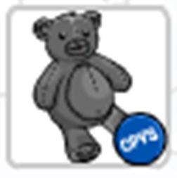 Spooky Bear Icon