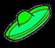 Leaf Sombrero