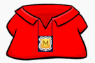 File:Red Polo Shirt with Moderator Badge.png
