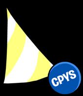 Yellow CPYSv2 Beta Hat icon