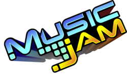 MusicJam2014 Logo