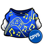 CPYS Music Jam Shirt icon