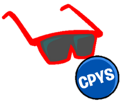 Red Sunglasses icon