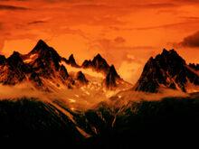 Daemonspine Mountains